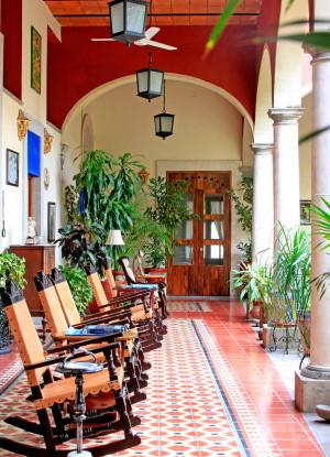 Foto vía Hotel Hacienda Flamingos.