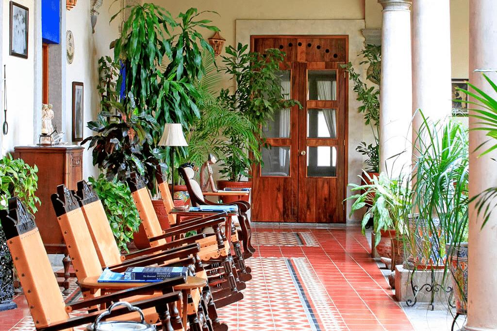 Foto vía Hacienda Flamingos Hotel.